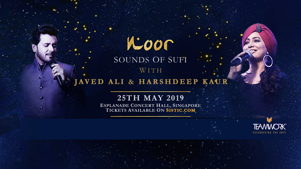 NOOR: Sounds of Sufi with Harshdeep Kaur and Javed Ali