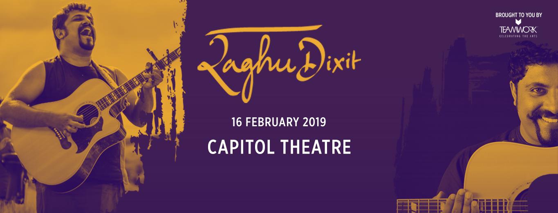 RAGHU-DIXIT Event